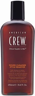 <b>AMERICAN CREW Power</b> Cleanser Shampoo 250 ml: Amazon.co ...