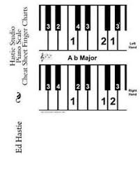 Charting Cheat Sheet Details About Hastie Studio Piano Scale Cheat Sheet Finger Charts Paperback By Hastie Ed