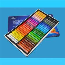 Oil Pastels Set For Student Stationery School Drawing Pen