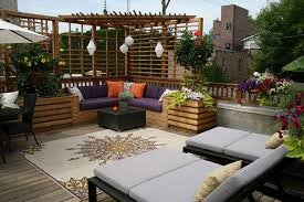modern patio decorating ideas. Fine Modern Modern Patio Ideas Accents In Moroccan And Asian Styles Design By  CMarieDesigns And Patio Decorating Ideas L