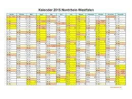 jahrskalender 2015 kalender 2015 nordrhein westfalen kalendervip