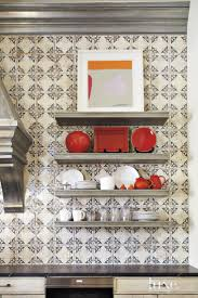 Red Kitchen Tile Backsplash 17 Best Ideas About Mediterranean Kitchen Tiles On Pinterest