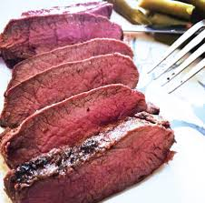 this venison backstrap recipe is too