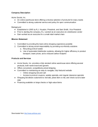 Executive Summary The Best Way To Write An Executive Summary Wikihow