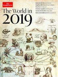 Image result for economist the world in 2019