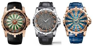 arthurian legend roger dubuis excalibur series knights of the round table watch rddbex0398 495