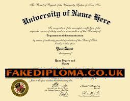 Superior Fake Diploma Fake Degrees