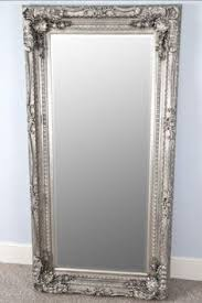 silver floor mirror. Grand Silver Full Length Dressing Mirror | Country FrenchPinterest Decorative Mirrors, And Bedrooms Floor R