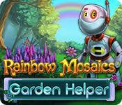 rainbow mosaics garden helper
