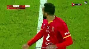 أهداف مباراة الأهلي والانتاج الحربي 4-1 بتاريخ 2021-01-12 الدوري المصري