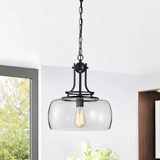 angie 1 light single bulb pendant