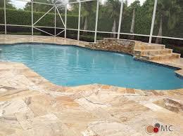 patio pavers travertine pool travertine pool deck and patio remodeling rustic pool