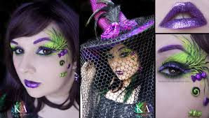 there are diffe options for witch makeup ideas can be selected for the unique research on parties