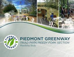 Piedmont Greenway Segment 8 Feasibility Study, Kernersville, NC ...