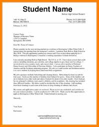 5 Example Of Application Letter For Students Bike Friendly Windsor