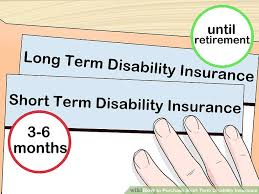 Short Term Disability 3 Ways To Purchase Short Term Disability Insurance Wikihow