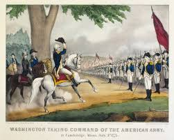 ten facts about george washington and the revolutionary war washington takes command at cambridge ma