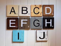 large scrabble tiles scrabble tiles scrabble wall art gallery pertaining to cur scrabble