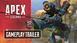 <b>Apex Legends</b> Gameplay Trailer - YouTube