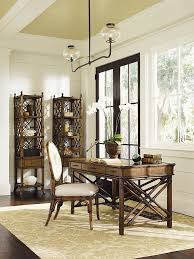 office decorations. View In Gallery Decor And Design Of The Home Office Inspired By Beach-side Cabanas! [Design Decorations H