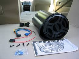 project prius breaking the sound barrier la car Bazooka Subwoofer Wiring Harness the sas bazooka bta6100 package bazooka subwoofer wiring harness diagram