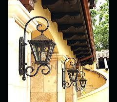 Mediterranean outdoor lighting Patio Cover Mediterranean Outdoor Lighting Collecti Style Wall Elacfoundationorg Mediterranean Outdoor Lighting Elacfoundationorg