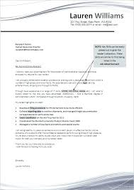 Cover Letter Sample For A Job Internal Job Cover Letter Sample ...