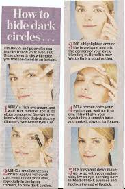 hide bags under eyes without makeup 15 hacks tips and tricks on how to cover up
