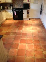 Kitchen Floor Tiles Advice Stone Cleaning And Polishing Tips For Terracotta Floors