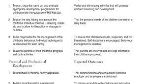Babysitting Job Duties Resume Resume Babysitter Resume For