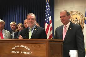 State Senate Budget Proposal Moves Closer To Approval | WUNC