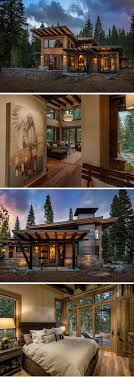 Modern Mountain Retreat Is Ideal Place to Unwind