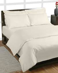 cream egyptian cotton duvet cover with pillowcases 1000 thread count