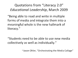 Literacy Quotes Interesting Ed Leadership Literacy 4848 Quotes