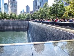 9 11 museum memorial a photo essay my wanderlusty life the reflecting pools of the 9 11 memorial in downtown manhattan new york city