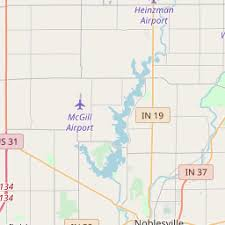 Noblesville High School Noblesville In School Boundaries Map