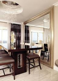 large wall mirrors for dining room. Contemporary Dining Supersized Mirror Great Way To Update An Existing Mirrored Wall Esp In  A Sm Space Add Molding With Large Wall Mirrors For Dining Room Pinterest
