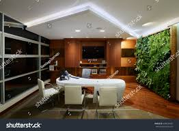 elegant office. interior design modern elegant office
