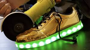 Tennis Shoes That Light Up At The Bottom Top 20 Led Shoes For Adults Kids In 2020 Boot Bomb