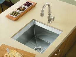 Sink With Cutting Board Standard Plumbing Supply Product Kohler K 3161 Na Poise