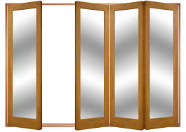 dazzling bifold wooden door home depot interior doors with frosted glass screen for interior