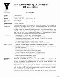 Resume For Counselor Counselor Resume Best Of Residential Counselor Job Description