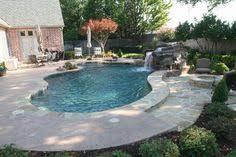 portfolio page for atlantis pools tulsa oklahoma inground in ground swimming pool pools builder contractor pinterest pool builders tulsa g30