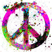 Peace Sign Wallpaper For Bedroom Peace Sign Splatter By Despondentjoy On Deviantart Peace