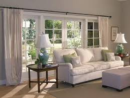 Curtain Designs For Living Room Simple White