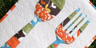 wall hanging quilt pattern for a bon