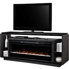 dimplex david media console fireplace