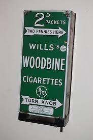 Cigarette Vending Machine Uk Impressive Woodbine Cigarette Wikiwand