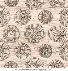 Wood Vector Texture Seamless Wood Grain Pattern Wooden Texture Vector Background
