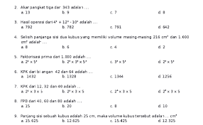 Download kunci jawaban soal pas kelas 4 semester 2 lengkap d. K4xsv8pdszrikm